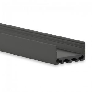LED Profil Aufbau