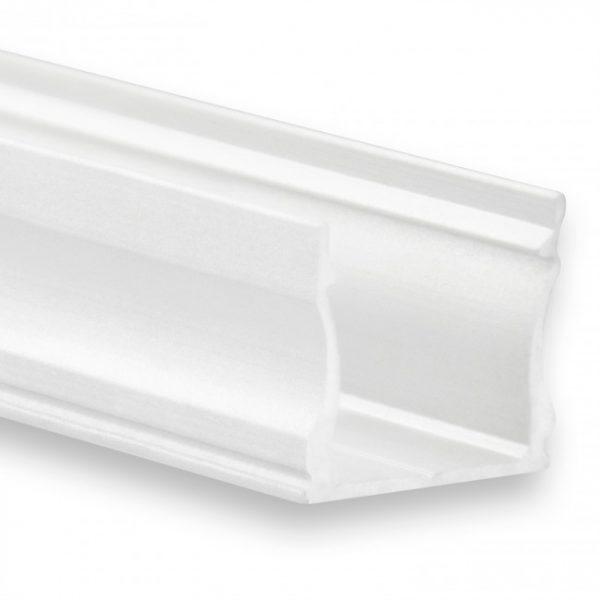 LED Aufbau Profil weiß