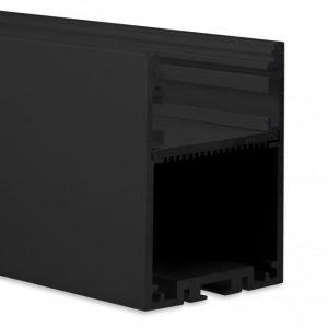 LED Profil schwarz