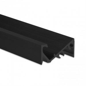 MK2 Schwarz LED Profil